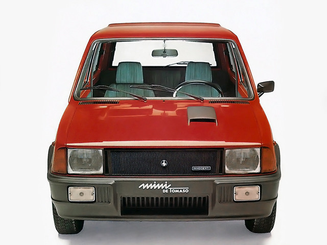 Innocenti Mini DeTomaso